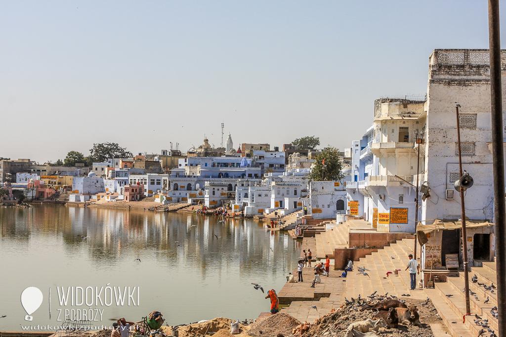 Puszkar – święte miasto Radżasthanu, czyli Incredible India