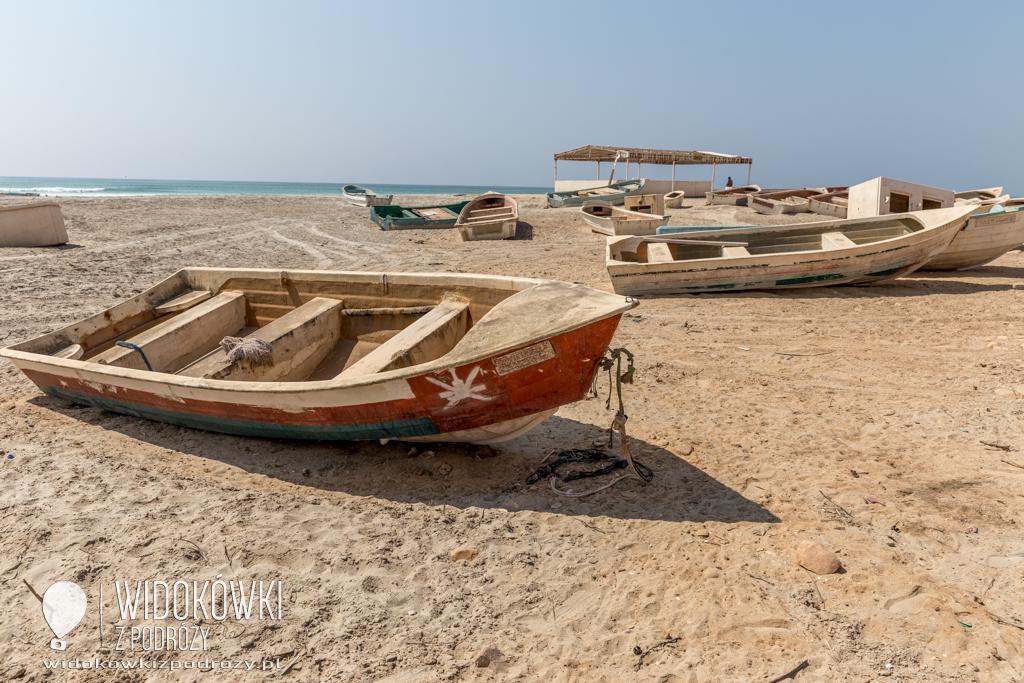 Starożytny Sumhuram i nieco nowocześniejszy Taqah, czyli południowe rejony Omanu