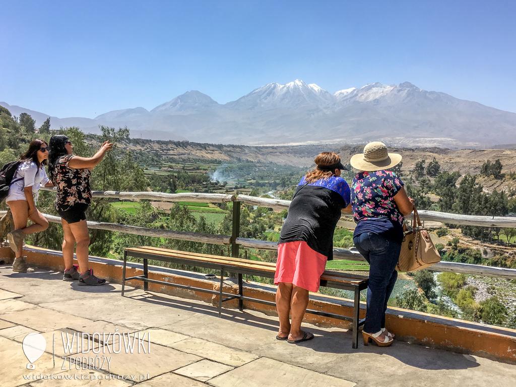 Misti, Chachani i Pichu Pichu, czyli co jeszcze można zobaczyć w Arequipie