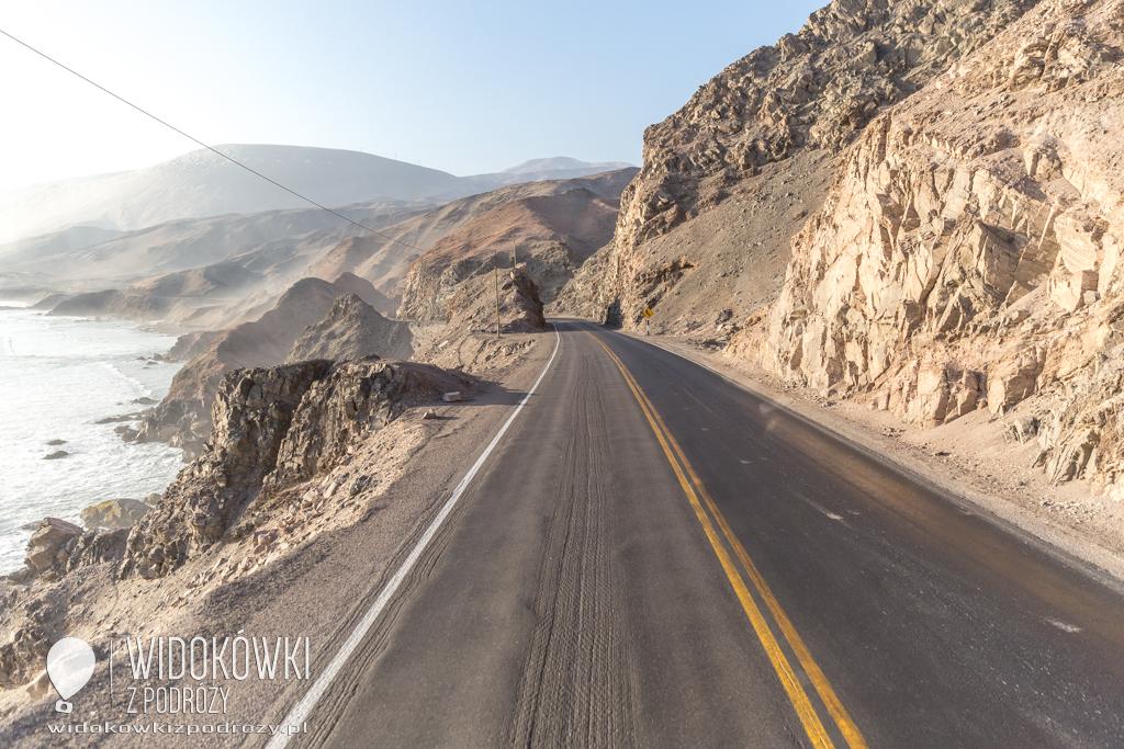 Highway to hell, czyli jedziemy Południową Panamericaną