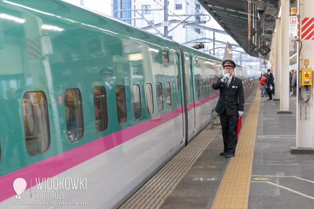 Shinkansen, czyli japońskie doświadczenie kulturowe