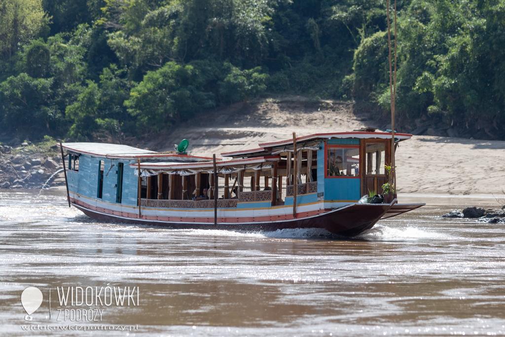 Z Chiang Khong do Pakbeng, czyli kultowy REJS po Mekongu