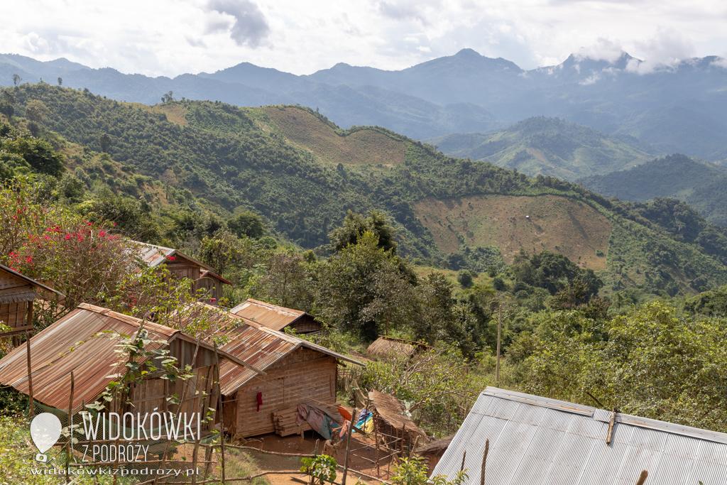 Akha, Ikos, Khamu i Hmong, czyli laotańscy górale