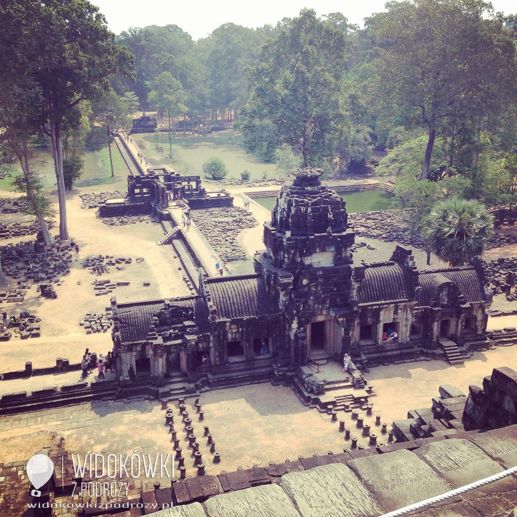 Angkor Wat w Kambodży, czyli największy kompleks religijny świata