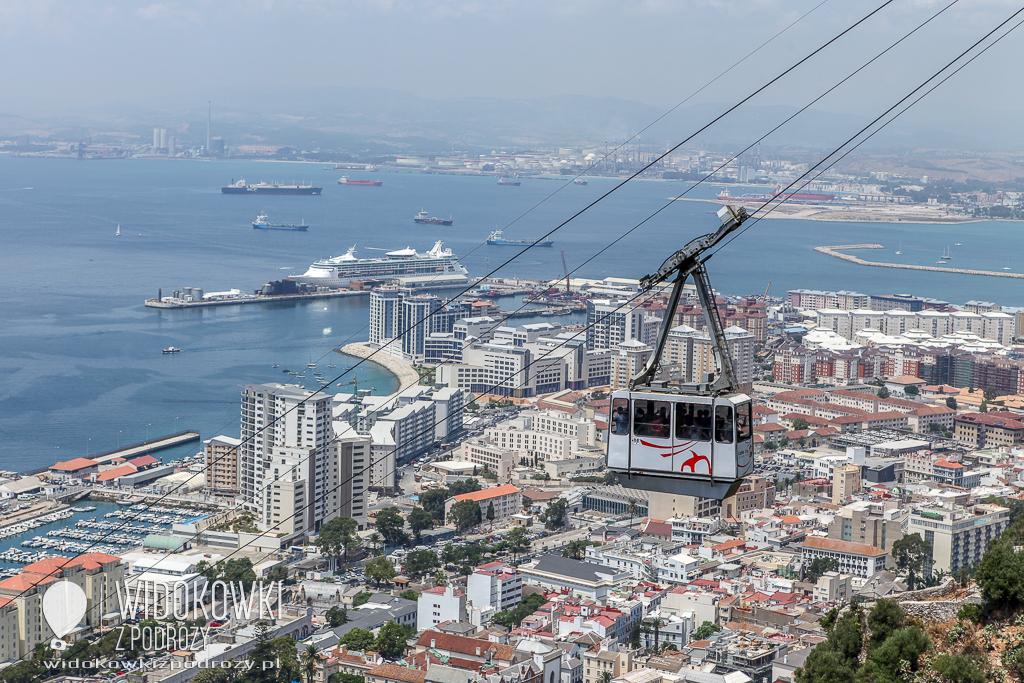 Gibraltar – Brytania na kontynencie