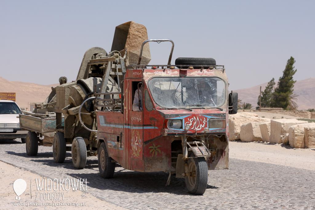 Palmyra – perła Pustyni Syryjskiej
