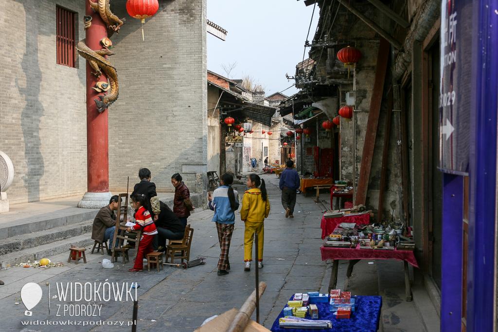 Hutong, czyli spacerując ulicami miasta
