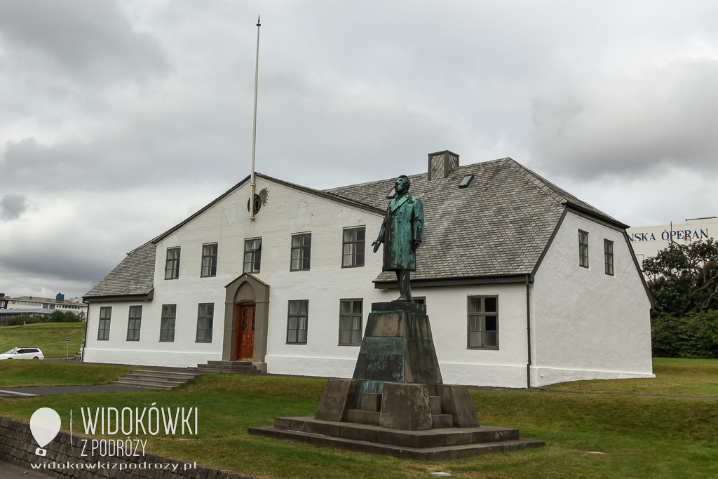 Reykjavik, czyli stolica w miniaturze