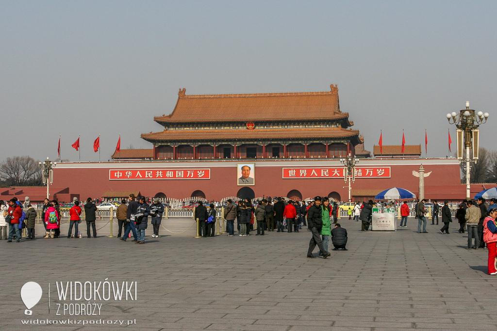 Nie byłem ostatnim cesarzem Chin, czyli wędrówka przez Zakazane Miasto