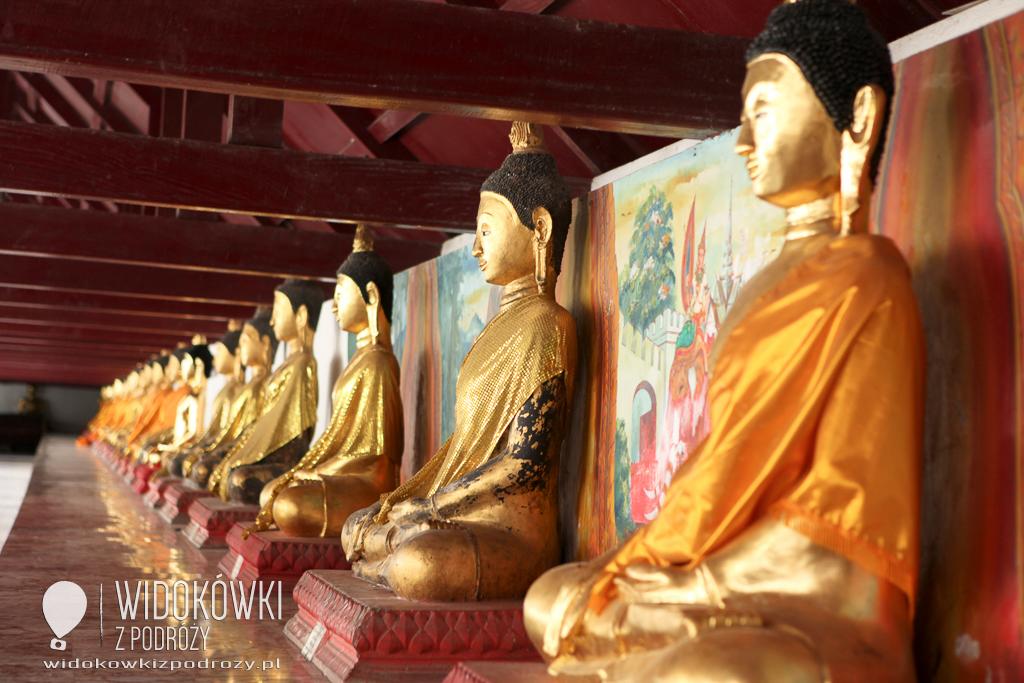 Złota wieża w Nakhon, czyli zwiedzamy tajskie świątynie