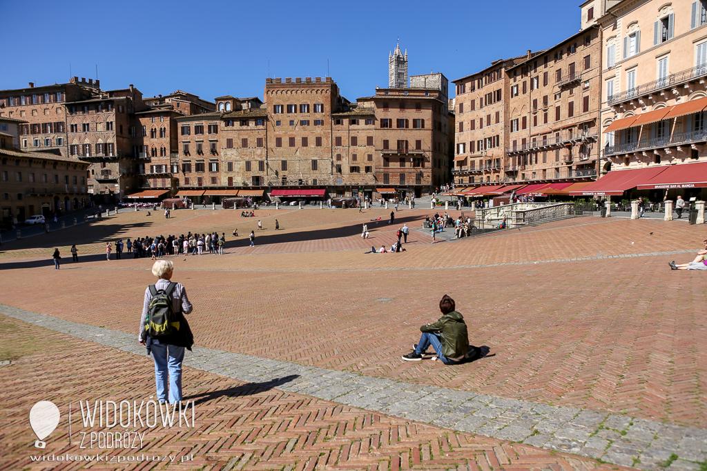 2 lipca, czyli Palio w Sienie