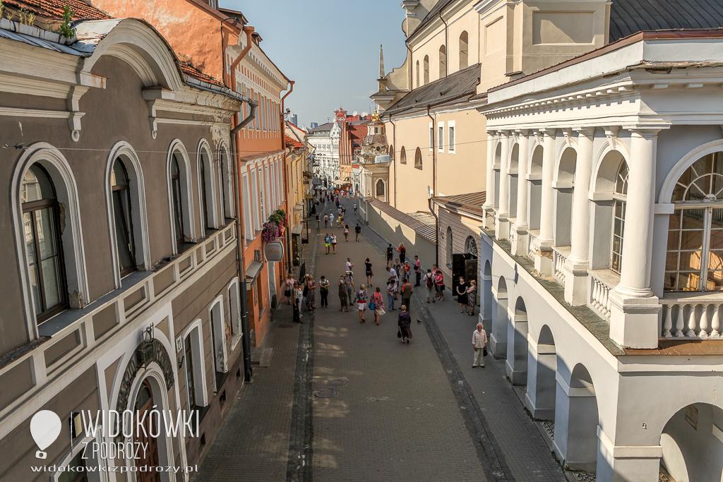 Panno Święta, co (…) w Ostrej świecisz Bramie, czyli kościoły w Wilnie