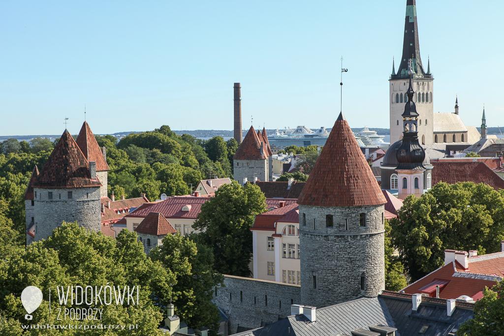Tallin – nadbałtyckie miasto białych nocy