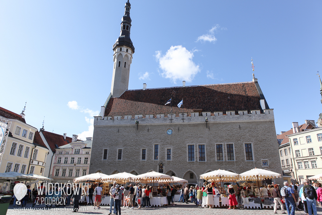 Tallin, czyli Bractwo Czarnogłowych i Dolne Miasto