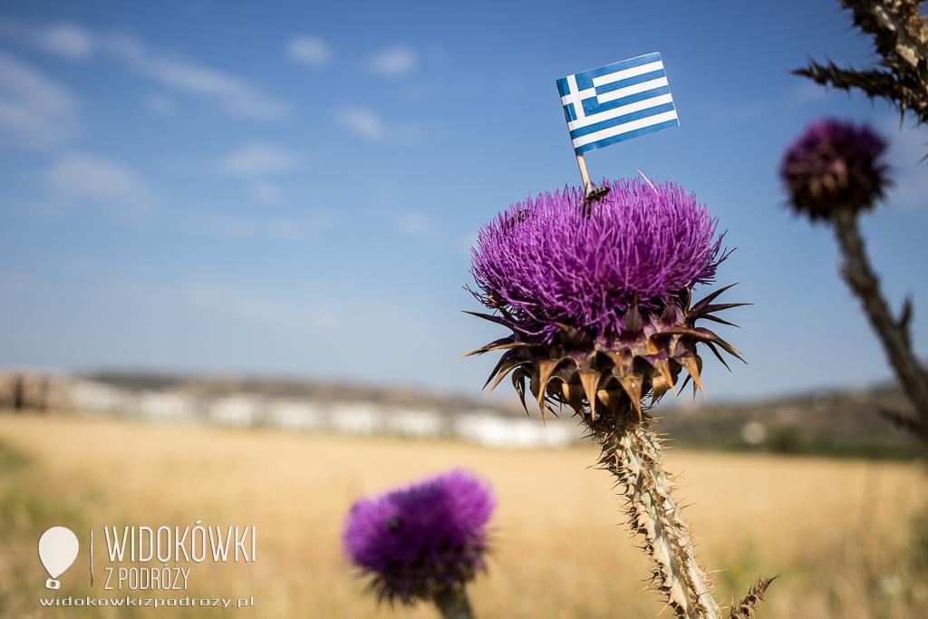 Spacerując grecką plażą, czyli Kardamena na wyspie Kos