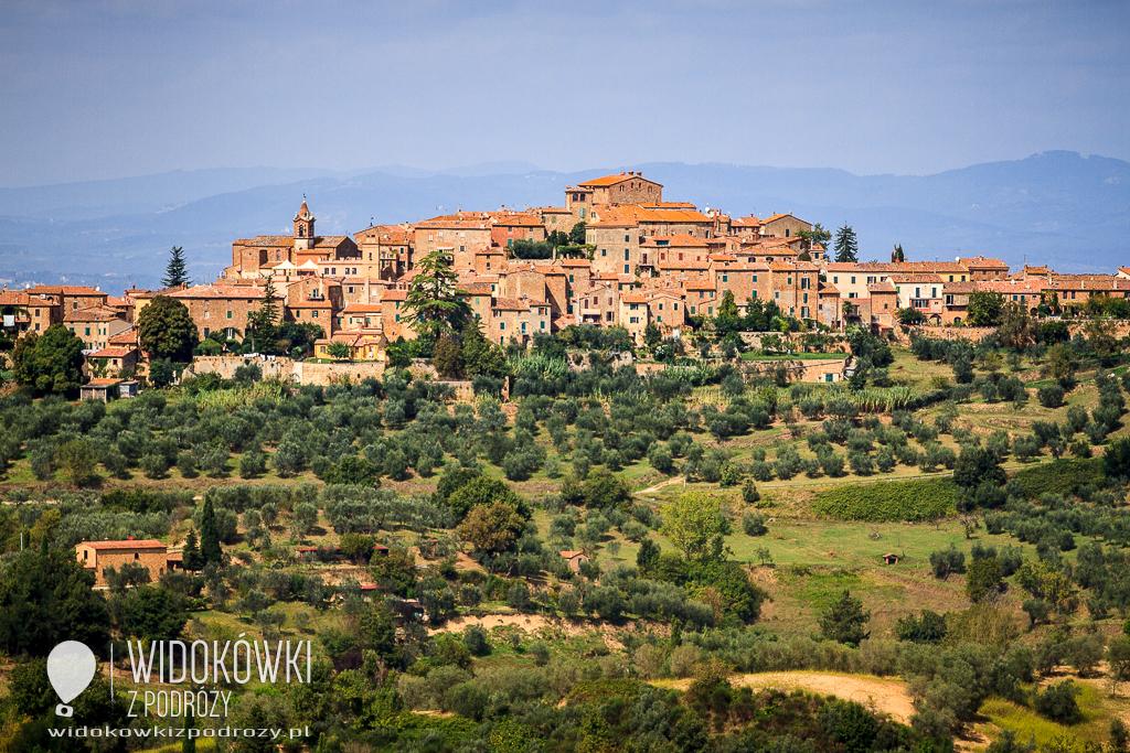 San Quirico d'Orcia i Castelmuzio, czyli tam, gdzie nie ma turystów