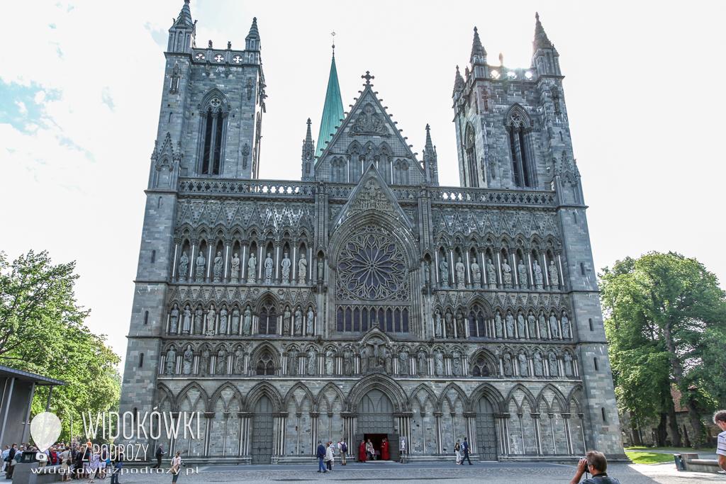 Piękne kościoły na świecie, czyli Trondheim w Norwegii