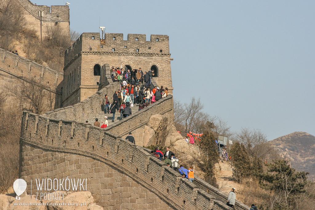 Wanli Changcheng i Badaling, czyli chiński Wielki Mur