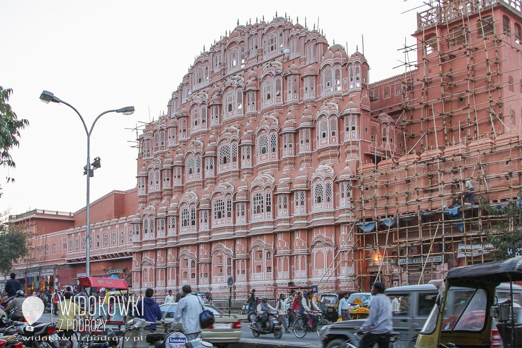 Jaipur Różowe Miasto Radżasthanu, czyli Incredible India
