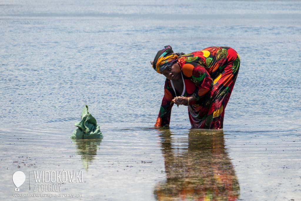 Spacer na kraniec świata, czyli Ocean Indyjski na Zanzibarze