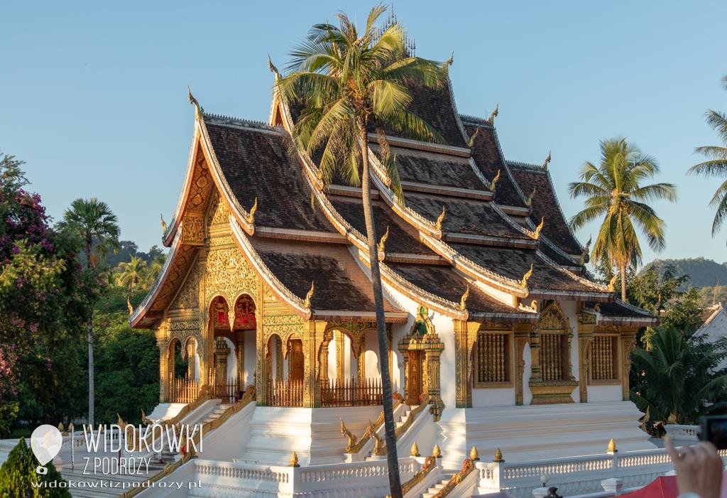 Gdzie jest król, czyli Muzeum Pałacu Królewskiego w Luang Prabang