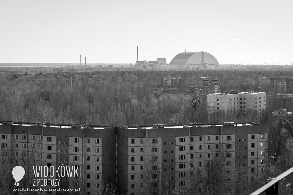 Czarnobyl i Prypeć, czyli 33 lata po awarii.  Opowieść pierwsza: o jeden pręt za  …