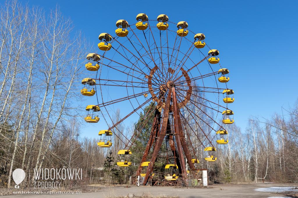 Czarnobyl i Prypeć, czyli 33 lata po awarii. Opowieść trzecia: Prypeć – miasto  …