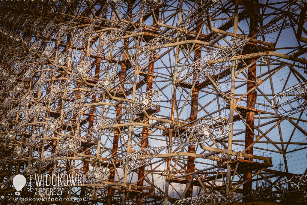 Czarnobyl i Prypeć, czyli 33 lata po awarii. Opowieść czwarta i ostatnia: Duga, cz …