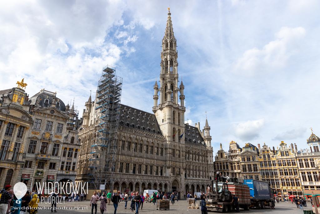 Bruksela, czyli prawdziwy city break