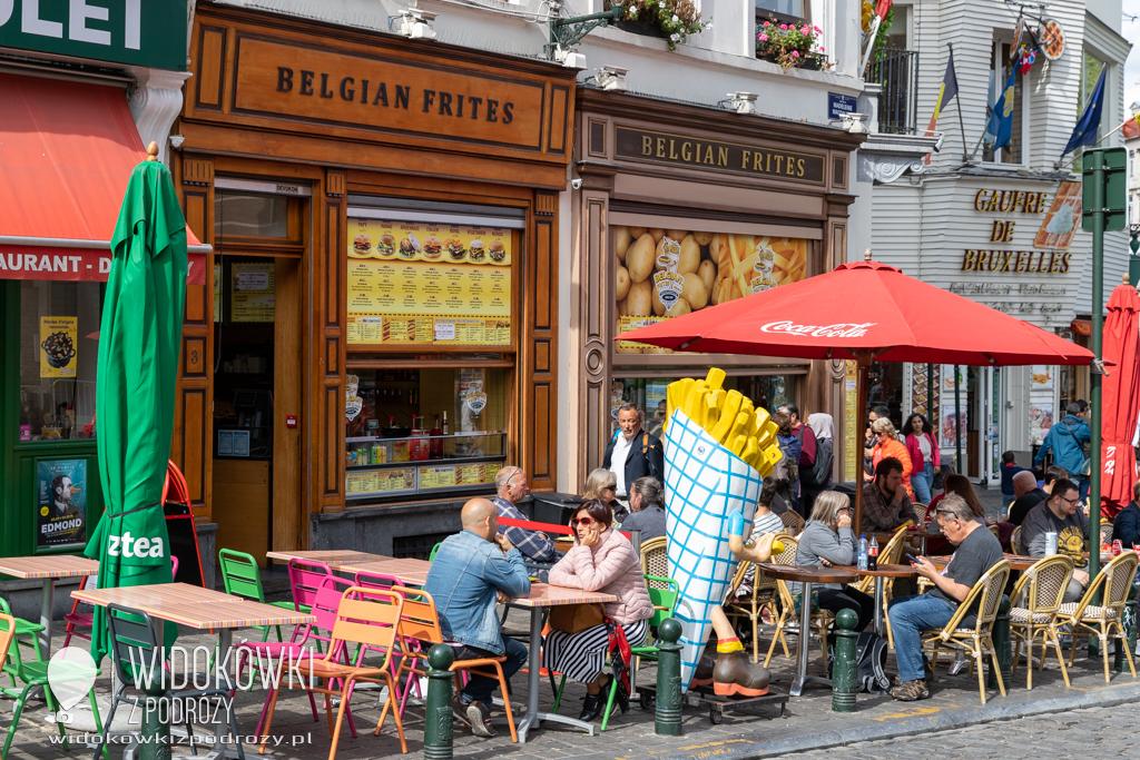 Co oni tam jedzą… , czyli ucztujemy po belgijsku