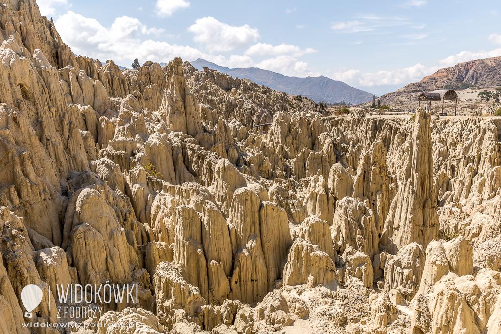"""""""To jest mały krok dla człowieka""""…, czyli Księżycowa Dolina w Boliwii"""