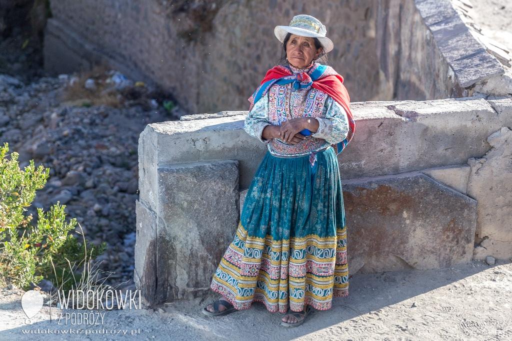 Polski akcent w Peru, czyli kajakiem przez Colcę w Andach