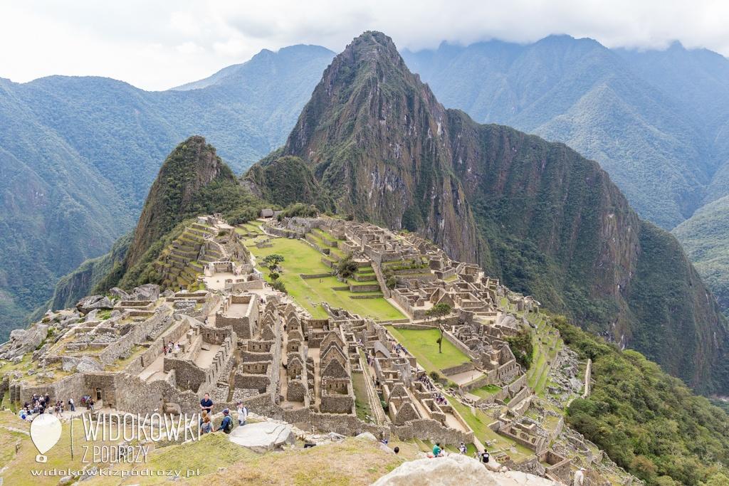 Tego, co się zobaczyło, nie da się odzobaczyć, czyli Peru i Machu Picchu