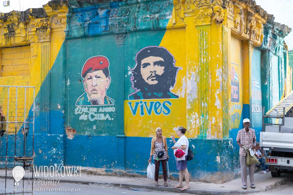 Powracająca przeszłość, czyli La Habana Vieja